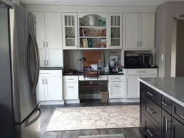 shaker cabinets new jersey home office remodel