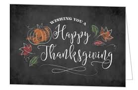 thanksgiving card wording ideas from purpletrail