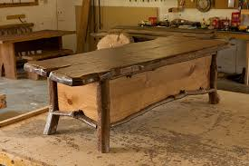 handmade coffee table great rustic custom tables handmade appalachian designs concerning