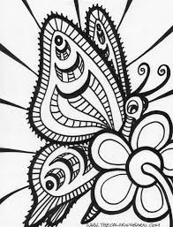 coloring pages color pages for adults printable abstract