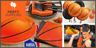 basketball party supplies all party supplies theme sports theme