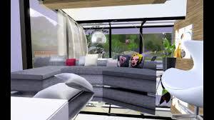 hd modern luxury house design u2022the sims 3 u2022 youtube