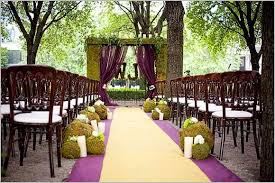 wedding altar decorations creative photo ideas on fall wedding aisle decorations wedwebtalks