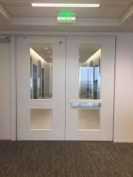 integrated doors gallery door systems