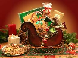 Pastry Gift Baskets 11 Best Holiday Goodies Images On Pinterest Christmas Gift