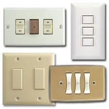 old push button light switches old light switches wiring diagram