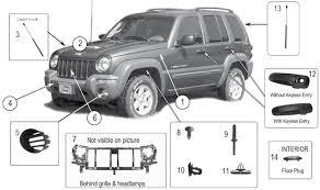 2010 jeep liberty parts jeep liberty kj exterior parts 02 07 quadratec