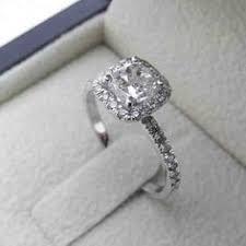 1 carat halo engagement ring best 25 1 carat ideas on 1 carat engagement rings 1