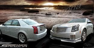 2010 cadillac cts grill custom cadillac cts kit sedan 2008 2012 1049 00 part