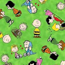 happiness character cotton fabric character fabric happiness is peanuts characters