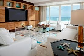Beach Inspired Interior Design Living Room Luxury Beach Themed Living Room With White Sofa And