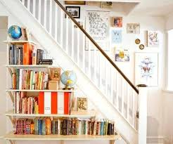 stairs wall decoration ideas 3609
