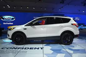 Ford Escape Accessories - refreshed 2017 ford escape is just what the customer ordered