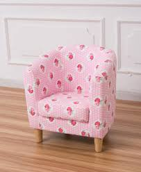 Tub Chairs Children U0027s Pink Floral New Styletub Chair