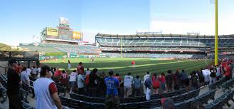 Angel Stadium Seating Map Angel Stadium Of Anaheim Panoramas Cook U0026 Sons U0027 Baseball Adventures