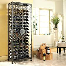 wine rack in cabinet insert artistic metal wine rack 26 inches