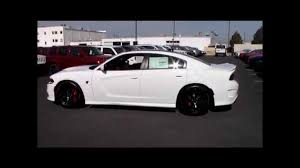 used white dodge charger 2015 dodge charger hellcat srt for sale cherry hill dodge in