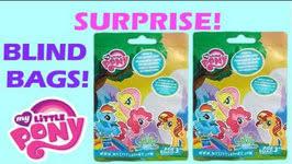 My Little Pony Blind Bags Box Dollar Tree Store Toy Haul Video My Little Pony 1 Haul Video By