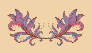 desain foto sribu other design desain motif untuk tas bunga paisley