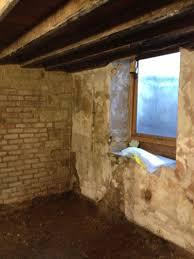 Bedroom Wall Wet Conversion Of Wet Basement In Otley To Ensuite Bedroom
