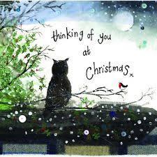 christmas thinking of you cards ebay