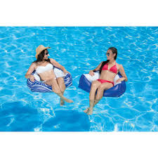 Swimways Baby Spring Float Sun Canopy Blue by Floating Pool Chairs Pool Floats Pools U0026 Pool Supplies The