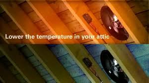 solar powered attic fan video gallery