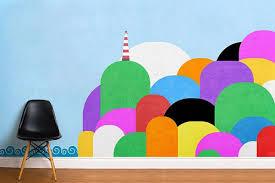 papier peint chambre enfant papier peint chambre enfant phare coloré izoa