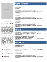 Eye Catching Resume Templates 25 Best Ideas About Best Resume Template On Best Luxury