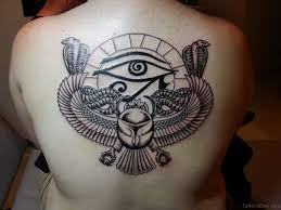 50 good looking egyptian tattoos for back