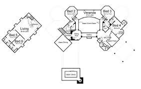 chateau floor plans european home with 6 bdrms 7236 sq ft floor plan 106 1171