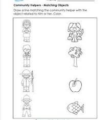 social studies worksheets for kindergarten a wellspring