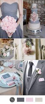 wedding colors grey wedding color ideas stylish wedd