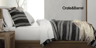 crate u0026 barrel takes 20 off bedding mattresses box springs and