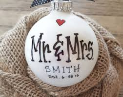 personalized ornaments wedding wedding ornaments keepsake wedding gift personalized wedding