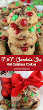 christmas m u0026m mini cookies two sisters crafting