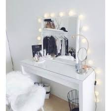 13 best le dressing ikea dressing table mirror with lights visual hunt