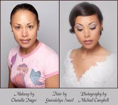 airbrush makeup for black skin 20 before and after photos from using airbrush makeup