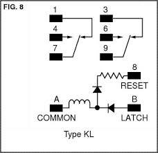 28 reset relay wiring diagram simple latch circuit diagram