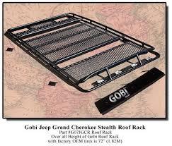 expedition jeep grand gobi jeep grand wj stealth rack jeep grand