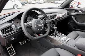 The Beast Car Interior 2016 Audi S6 Our Review Cars Com