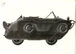 volkswagen schwimmwagen thesamba com vw archives 1942 schwimmwagen type 166