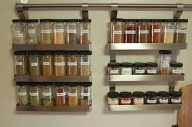 Best Spice Racks For Kitchen Cabinets Cabinet Kitchen Spice Shelves Best Images About Portaspezie On