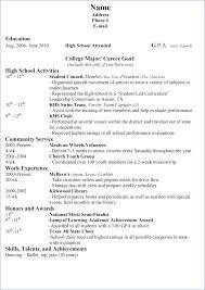 resume exles high school high school student resume sle ceciliaekici