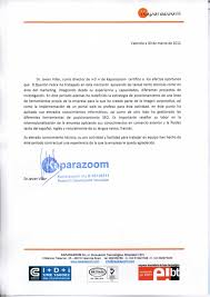 letter quentin felice spanish