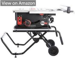 Best Portable Table Saws by Best Table Saw Oct 2017 Reviews And Buyer U0027s Guide