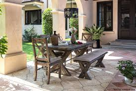 Westside Furniture Glendale Az by Mallard Extension Dining Table Living Spaces
