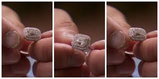 neil engagement bischoff s neil engagement ring ok here s the