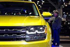 volkswagen yellow anticipating the all new volkswagen atlas what you need to know