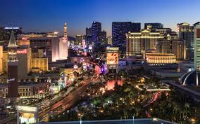 Las Vegas Strip Map Hotels by Safe Campus Hotel And Travel